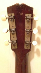 1933 Gibson L-1
